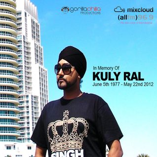 Kuly 'Rdb' Tribute Show @ All Fm every thursday 1- 2pm 24/5/12