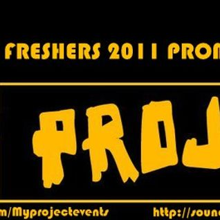 FRESHERS 2011- MY PROJECT PROMO SET by DJ GURU