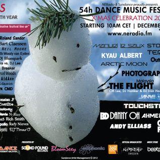 Roland Sandor Guestmix for NERadio XMAS Trance Marathon 22.12.2012