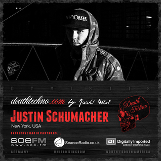 DTMIX118 - Justin Schumacher [New York, USA]