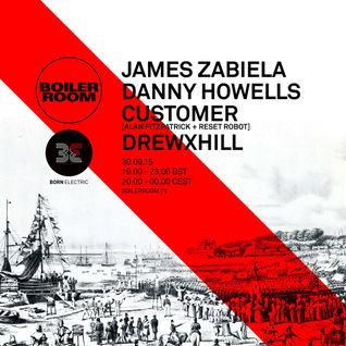 Customer - Live at Boiler Room Southampton, Born Electric BD (30-09-2015)