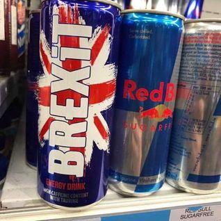 BREXIT Energy Drink
