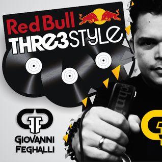 DJ Giovanni Feghalli Set - Red Bull Thre3Style