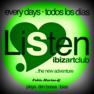 IBIZartCLUB  December 17, 2015 mixed by Fabio Marino-dj.
