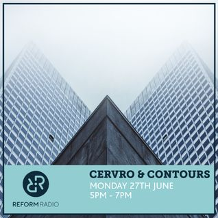 Cervo & Contours 27th June 2016