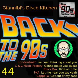 The Rhythm of The 90s Radio - Vol. 44