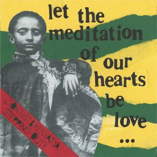 let the meditation of our hearts be love