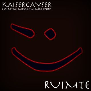 Kaiser Gayser 'Ruimte' Essential Mix