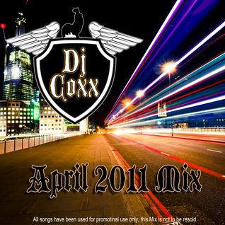 Dj Coxx April 2011 Mix