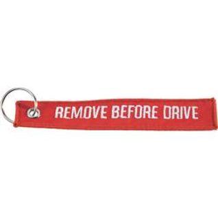 Remove Before Drive