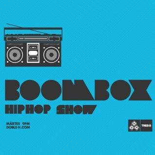Boombox Hip Hop Show 16 Noviembre 2010