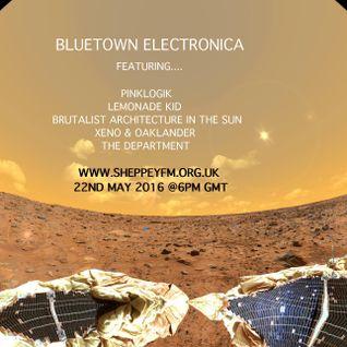 Bluetown Electronica live show 22.05.16