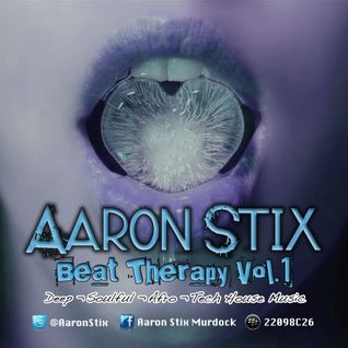 BEAT THERAPY VOL.1 Promo Mix CD Dec 2011