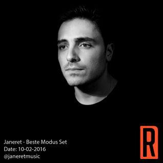 Janeret - Beste Modus Set 10-02-2016