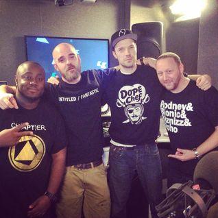 DJ MK & SHORTEE BLITZ - DJ HOUSE SHOES GUEST MIX - KISS FM - NOV 19TH 2014