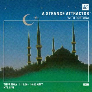Fortuna Presents A Strange Attractor - 15th September 2016