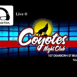 DJ JJ Garcia en VIVO @ Coyotes Pista 2 March 2013 Cumbia Bachata Merengue Electronico