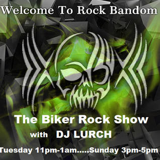The Biker Rock Show has a Good variety of music for a chilled sunday afternoon