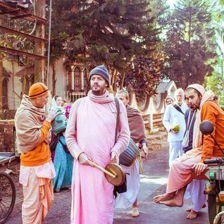 Las glorias de escuchar el Srimad Bhagavatam por Sripad BV Damodara Maharaja (Tepoztlán 2014)