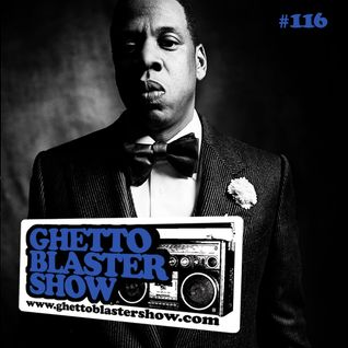 GHETTOBLASTERSHOW #116 (dec. 08/12)