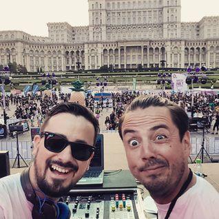 Partydul KissFM ed403 sambata part4 - ON TOUR The Color Run Night Piata Constitutiei Bucuresti