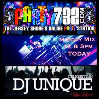 Party732 Radio MidDay Mix
