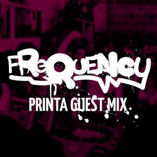 Frequency guest mix 2016 May