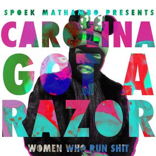 CAROLINA GOT A RAZOR (ALL GRRRL RAP MIX)