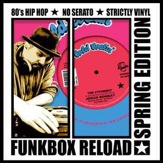 DJ JORUN BOMBAY'S FUNKBOX RELOAD - SPRING 2016 EDITION