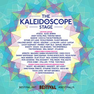 Bestimix: Chris Coco's Kaleidoscope Stage Mix