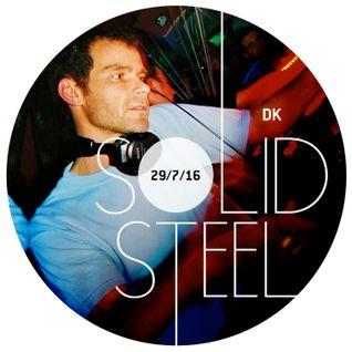 Solid Steel Radio Show 29/7/2016 Hour 2 - DK