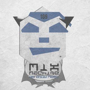 Andy Mart - Mix Machine@DI.FM 169