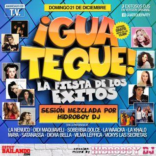 ¡GUATEQUE! - 21 de diciembre de 2014 (Sala City Hall - Barcelona)