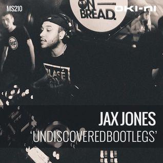 UNDISCOVEREDBOOTLEGS by Jax Jones