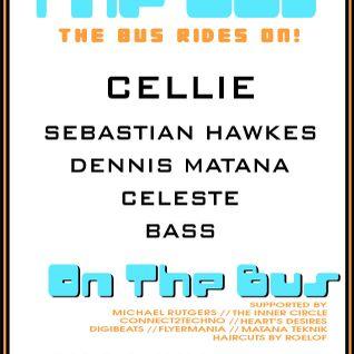 The Bus Rides On - live mixed by DJ Bass & Sebastian Hawkes at Frisco Inn (A'dam) 23-03-2013
