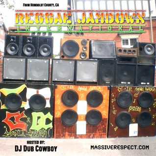 REGGAE JAMDOWN Radio Show Aug 21 2015 (Humboldt County, California)