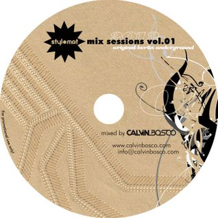 STYLOMAT SESSION VOL. 01 (mixed by Calvin Bosco) 2012