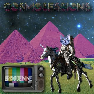 CosmoSessions Episode 9 - May 17th, 2014