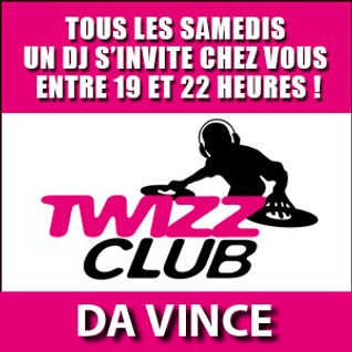 TWIZZ CLUB - 13 octobre 2012 - Part 2 - Da Vince