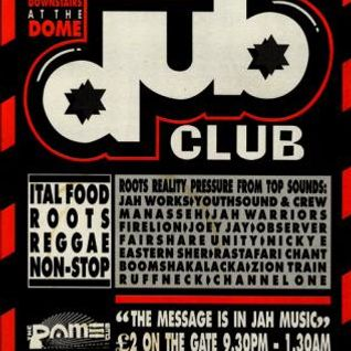 DJ Diablo & Ephraim - Mystic Jungle Live At The Dub Club 10-02-1994