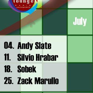 Zack Marullo @ Audio Control Radio Show (2013.07.25.)