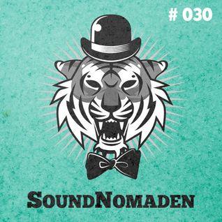 Tiger Rag Podcast 030 - Sound Nomaden