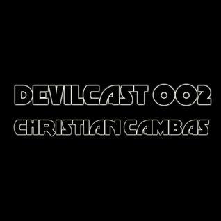 Christian Cambas Devilcast 002