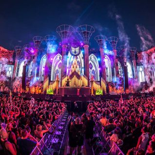 Hardwell @ Kinetic Field, EDC Las Vegas, USA 2014-06-20