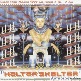 Dazee with MC Jakes Helter Skelter 'Anthology' 15th March 1997