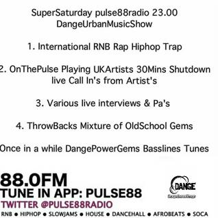 Dange Pulse88Radio House Gems by Richie Fargas & Ronnie Loko
