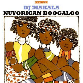 """Dj Makala """"Baile Nuyorican Boogaloo Mix"""""""