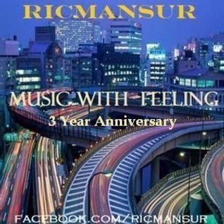 Music with Feeling 37 - 3 Year Anniversary