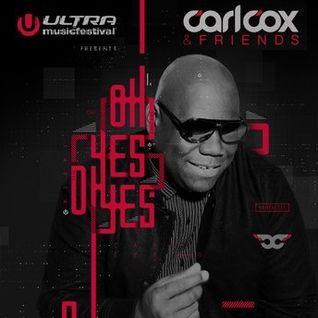 Carl Cox - Live @ Ultra Music Festival 2016 (Miami) - 18-MAR-2016