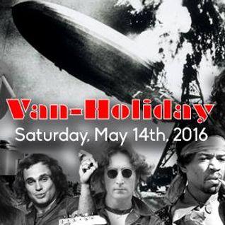 Van Holiday - DJ Set - May 2016